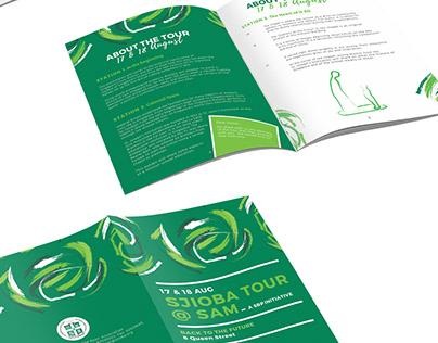 SAM Book Design