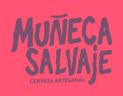 Muñeca Salvaje // Branding