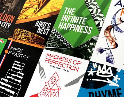 Alternative Documentary Film Posters series