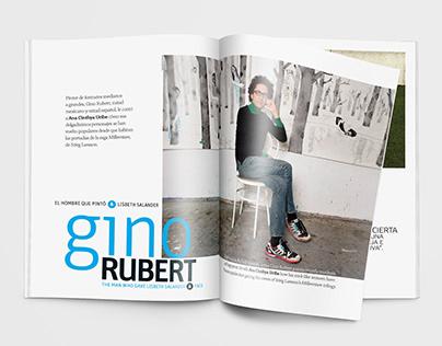 Gino Rubert