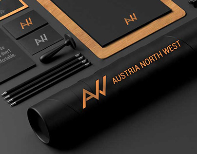 Austria North West Logo Design- accessories for men