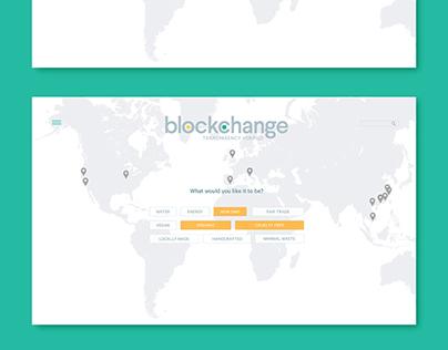 Google Project: Blockchange