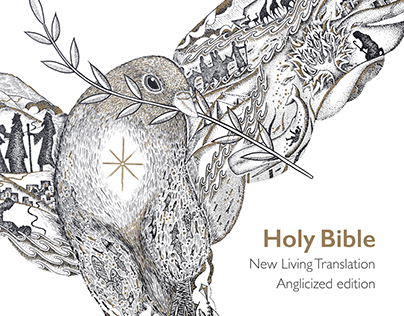 NLT Dove Bible, Shortlisted for the BBD&PA