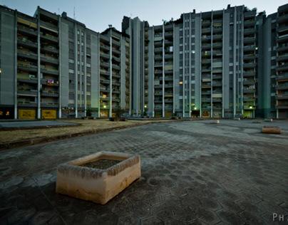 Concrete jungle - Urban Alienation