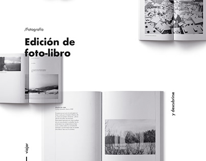 Foto-libro / El horizonte perdido