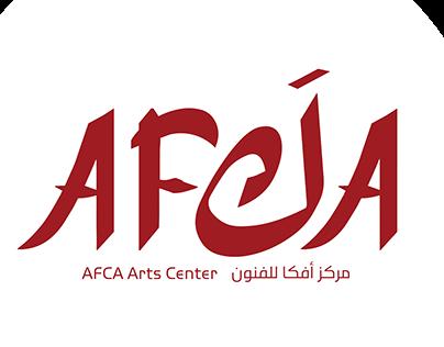 AFCA Arts Center Logo