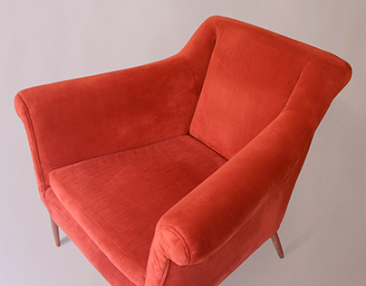 My Red Chair