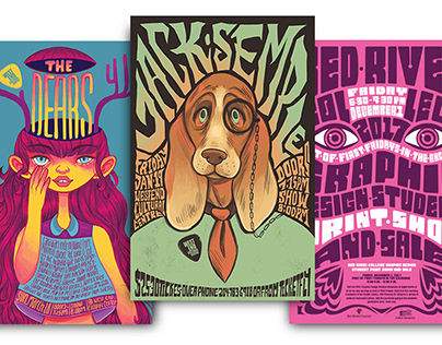 Psychedelic Posters