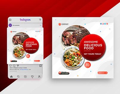 Social media post Banner Designs
