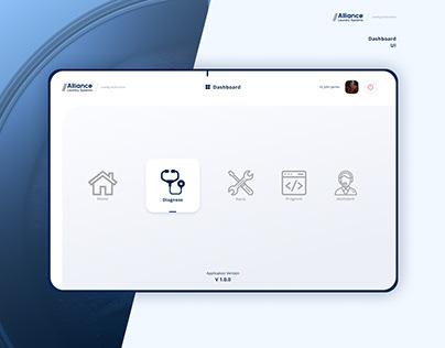 Aliance Laundry System UI Redesign