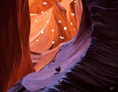 Magical Canyon