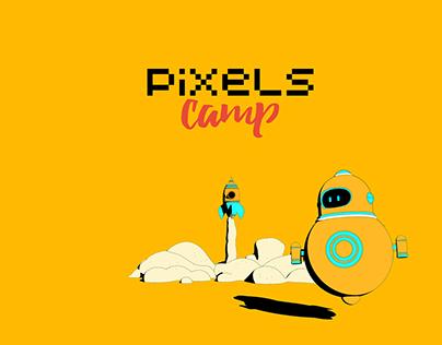 Pixels Camp 2017 // Promo