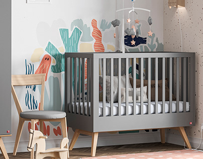 Wall sticker for children's room