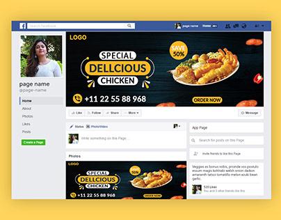 Facebook Page Cover Banner Design.