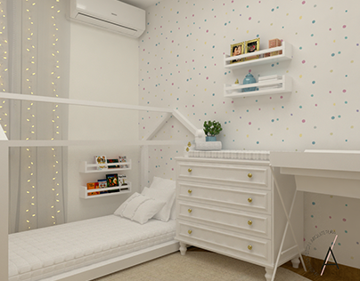 Residência AM   Quarto Infantil