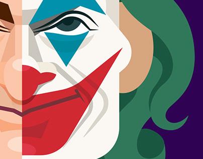 Joker 2019 vector art