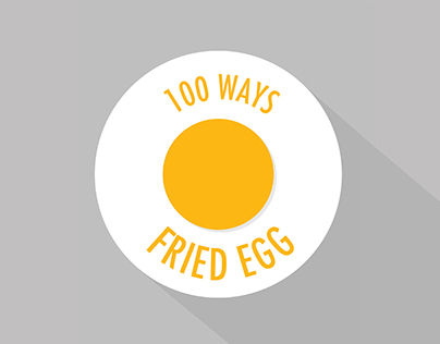 100 WAY WITH FRIED EGG