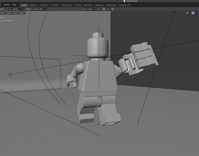 Estudos 3D com Blender
