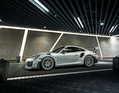 Porsche GT 2 RS II // CGI