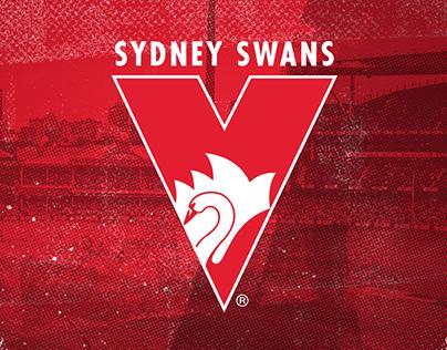 Sydney Swans game day