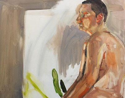 live figure paintings