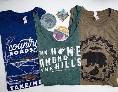West Virginia Shirts