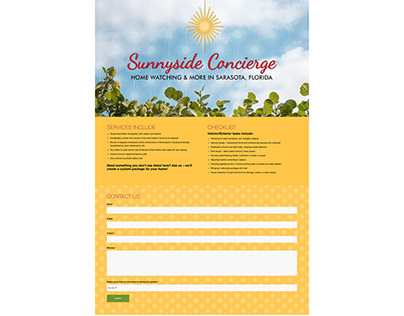Concierge Services Branding Package