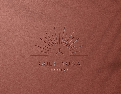 Logo | Golf Yoga Retreat