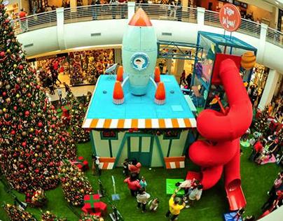 Texto: A Magia do Natal nos Shoppings de São Paulo