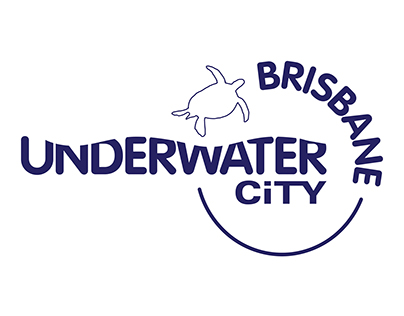 'Underwater City' Advertising Billboard