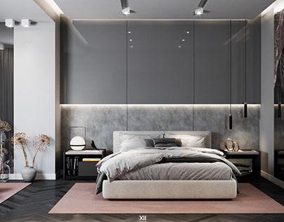 Master Bedroom Design & Visualization