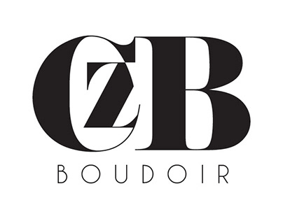 CZB Boudoir Logo and Business Card Design