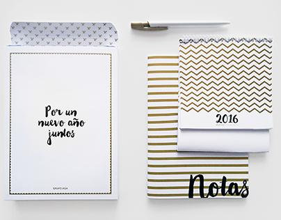 AGA New Year Kit