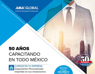 Publicidad Para AMA Global