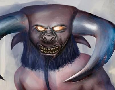 illustration | Monsters Series