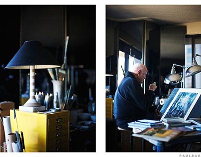 Paul Barbera: In the Studio of Jeremiah Goodman