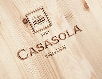 Vino CASASOLA Bodegas Herrin de Campos Ribera del Duero
