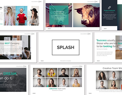 SPLASH - Presentation Template