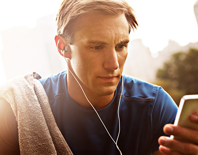 MovBee Fitness Music Player (preparation)