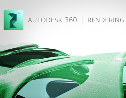 Autodesk – Cloud Rendering and Design Visualization