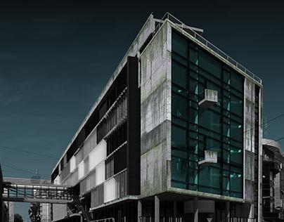 Office Centre in Kharkiv