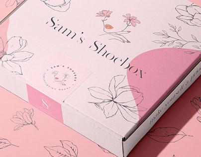 Sam's Shoebox - Brand Identity