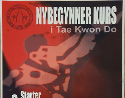 Poster for Tae Kwon Do
