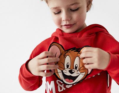 Sweatshirt | ZARA BABY BOY SS20