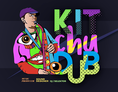 KITCHU·DUB [flyers]