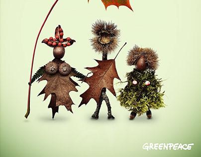 Greenpeace : stop deforestation