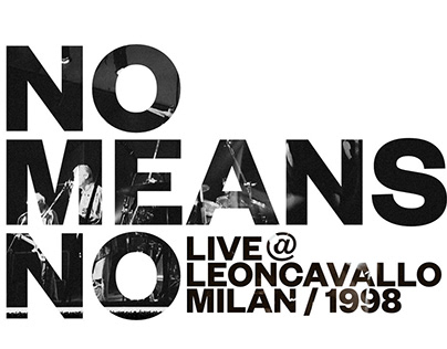NoMeansNo Band Live