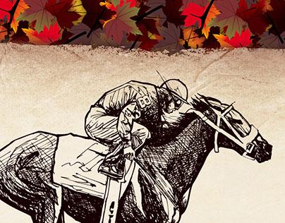 Churchill Downs Fall Racing