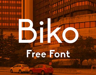 Biko Font Family - Free Download