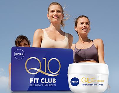 NIVEA Q10 FIT CLUB